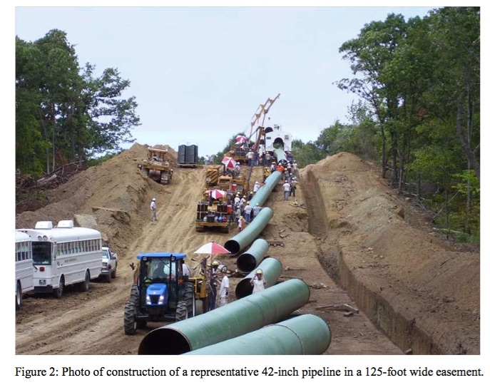 City Staff Reports on Risks of Natural Gas Pipeline Through Edwards Aquifer
