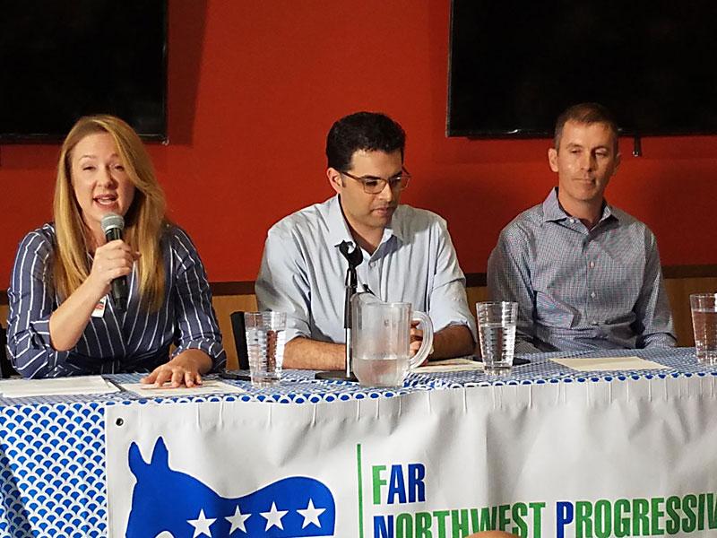 Trio of Candidates Vie to Take on Rep. Michael McCaul