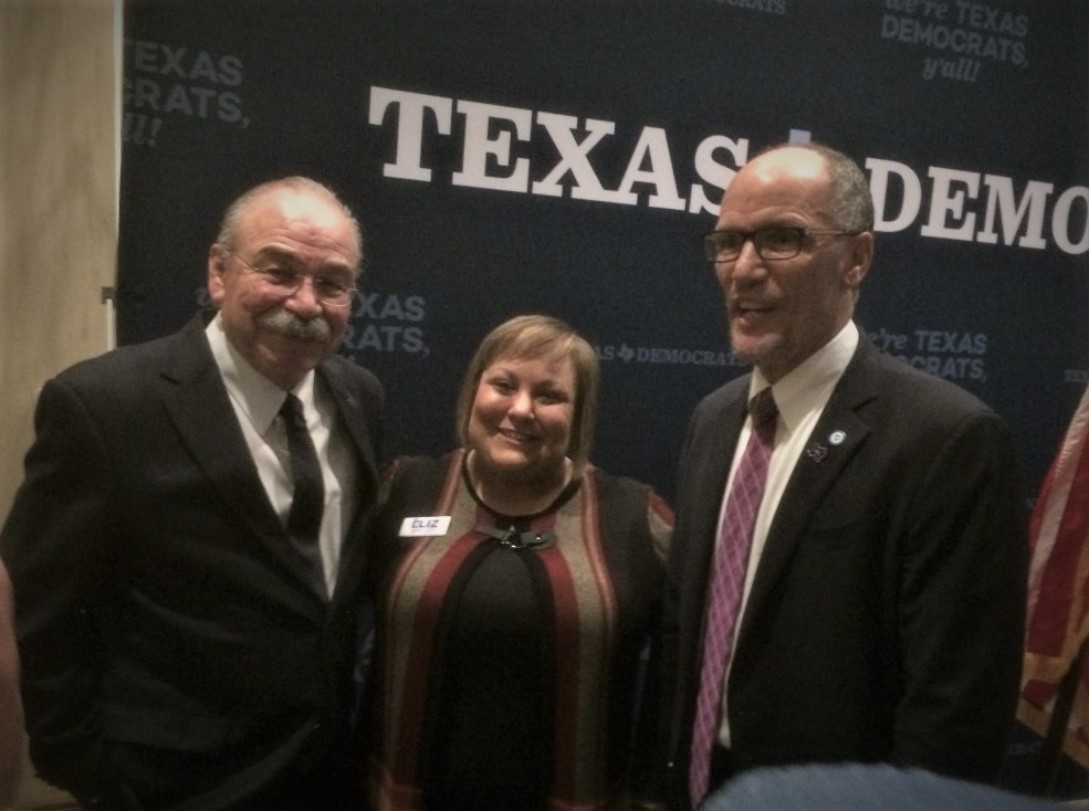 Texas, D.C. Dems Raise Funds and the Roof at Johnson-Jordan Dinner