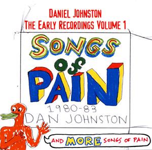 Sxsw songs of pain was not in vain hearing daniel for Daniel johnston austin mural