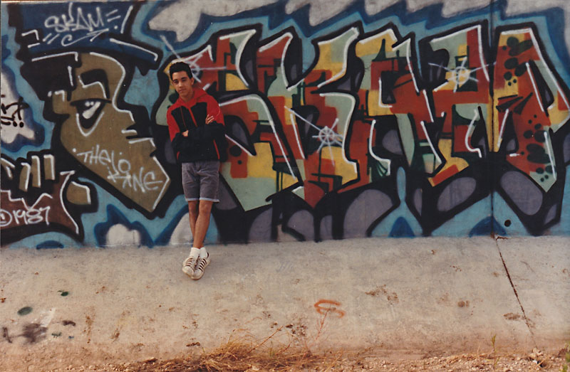 """""""Piecing It Together"""" Gives Credit to Austin's First Graffiti Artists"""