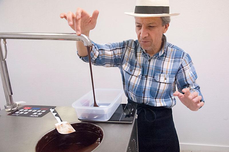 Ecuadorian Family Makes Cedar Park a Chocolate Mecca