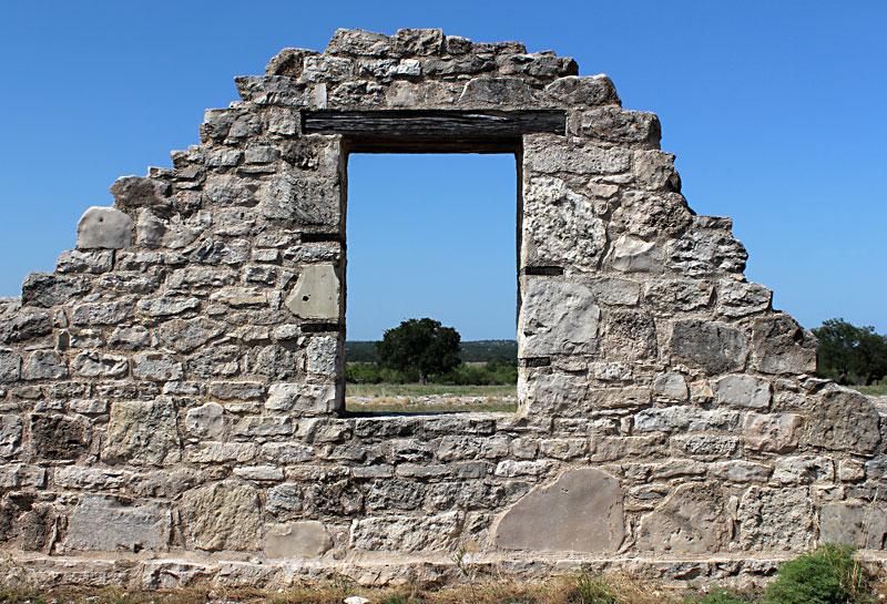 Day Trips: Fort McKavett State Historic Site, Menard