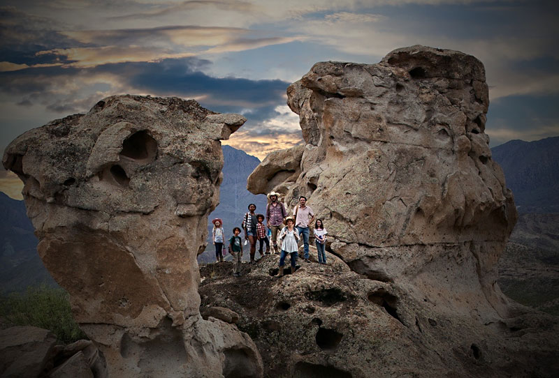 Texas Thrill Ride Takes a Trip to The Big Bend