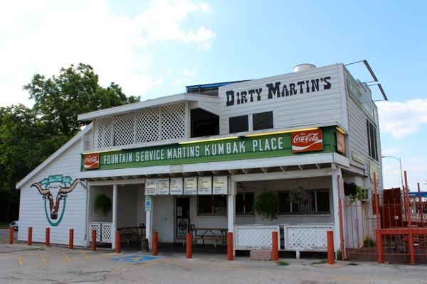 Best Greasy Spoon: Dirty Martin's Place