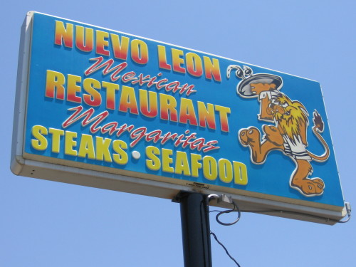 Best Vegetarian Meal for Less Than $2.50: Nuevo León