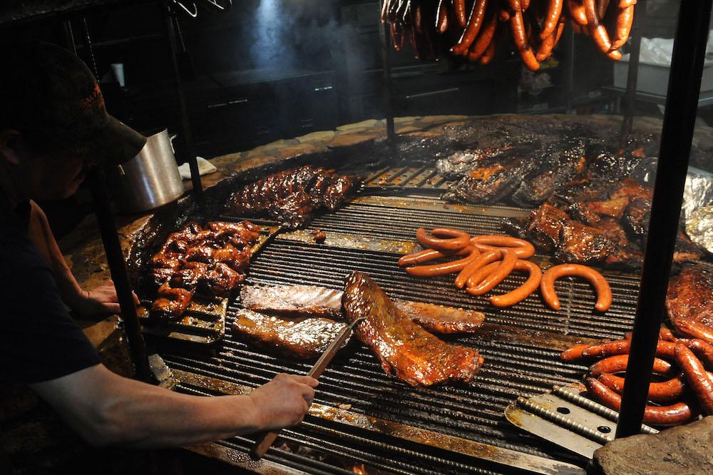 Remarkable, Austin barbecue lick salt