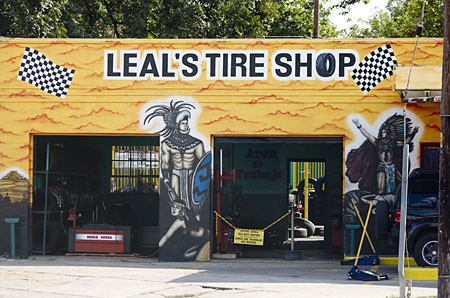 Best Way to Keep on Rollin': Leal's Tire Shop
