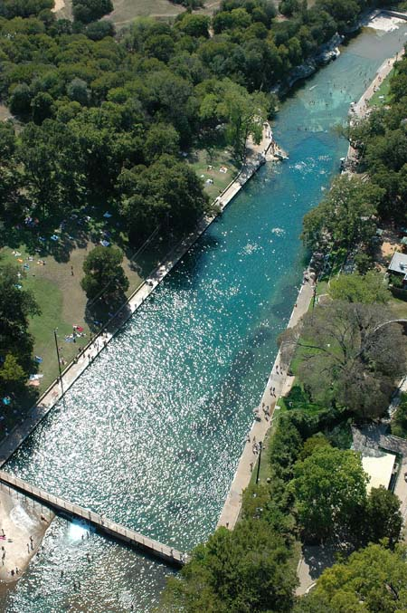 Watershed Redo How Redevelopment Can Save The Springs Or Not News The Austin Chronicle