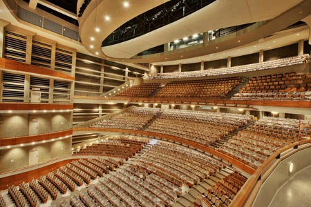 Long Center For The Performing Arts Opening The House