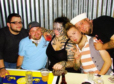AUSTIN GAY PRIDE PARADE TEXAS 2007