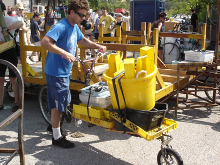 Pedal-Powered Pictures - News