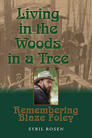 book review living in the woods in a tree remembering. Black Bedroom Furniture Sets. Home Design Ideas