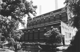 Day Trips: The defunct Comal Power Plant in New Braunfels