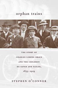 a review of the film the orphan trains Orphan trains arrived in kansas between 1867 and 1930,  a history of the orphan trains timeline of the orphan train movement the cawker city public record,.