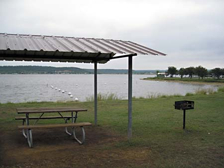 Day trips possum kingdom state park is one of the most for Fishing spots in austin