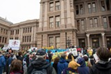 Austin People's Climate March & Rally