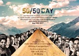 50/50 Day Austin: Gender Equality Film Discussion