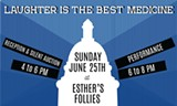Laughter is the Best Medicine: a TCDP FUNraiser