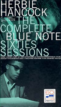Herbie Hancock: The Complete Blue Note Sixties Sessions Album Cover