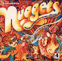 Nuggets: Original Artyfacts From the First Psychedelic Era Album Cover