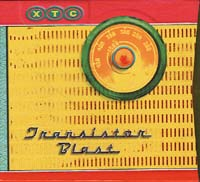 XTC: Transistor Blast: The Blast of the BBC Sessions Album Cover