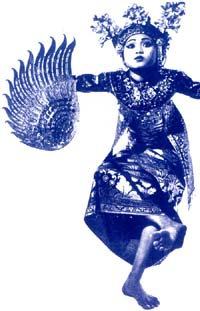 Photo from Dancers and Musicians of Bali