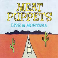 Cover of Live in Montana