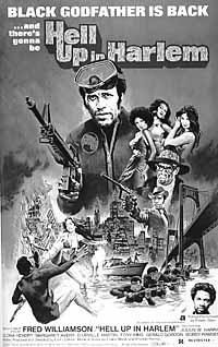 Poster of the movie Hell Up in Harlem starring Fred Williamson
