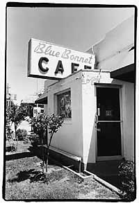 Photo of the Bluebonnet Cafe