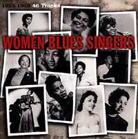 Cover of Women Blues Singers