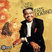 Fats Dominos' CD Fats Is Back